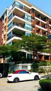 Diamond Suites Condo No.379/42, Apartmány  Pattaya South - big - 8