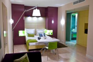 Mamaison All-Suites Spa Hotel Pokrovka, Hotely  Moskva - big - 37