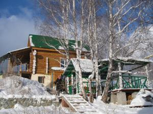 Teremok v Gorah, Holiday homes  Novoabzakovo - big - 27