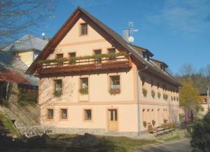 Apartmány na Zlaté Stezce - Bischofsreut