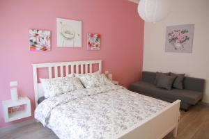 B&B BuonaLuna, Bed & Breakfast  Salerno - big - 19