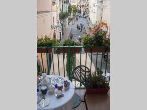 La Corte Segreta, B&B (nocľahy s raňajkami)  Salerno - big - 9