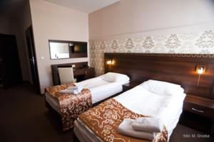 Hotel Kuban, Отели  Пщина - big - 3