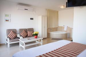 Desert Call, Bed and breakfasts  Arad - big - 10