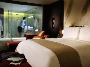 Deluxe Double or Twin Room with Water Cube View
