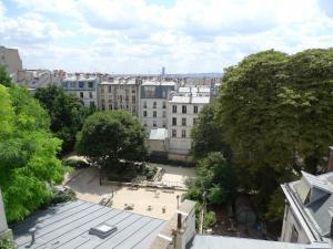 Apartment Ravignan, Ferienwohnungen  Paris - big - 11
