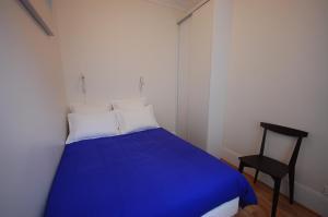 Apartment Jardin des Plantes garden, Ferienwohnungen  Paris - big - 16