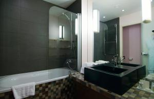Mamaison All-Suites Spa Hotel Pokrovka, Hotely  Moskva - big - 43