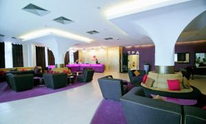 Mamaison All-Suites Spa Hotel Pokrovka, Hotely  Moskva - big - 42