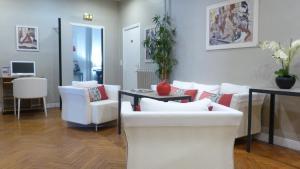 Hôtel Helvétique, Отели  Ницца - big - 44
