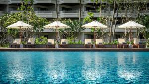 The Regent Cha Am Beach Resort, Hua Hin, Курортные отели  Ча-Ам - big - 33