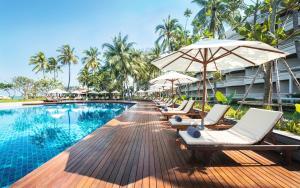 The Regent Cha Am Beach Resort, Hua Hin, Курортные отели  Ча-Ам - big - 40
