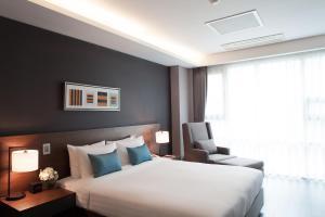 Super Deluxe Apartment mit 1 Schlafzimmer