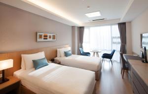 双床一室公寓