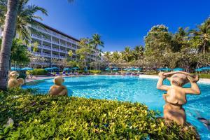 The Regent Cha Am Beach Resort, Hua Hin, Курортные отели  Ча-Ам - big - 39