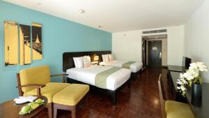 The Regent Cha Am Beach Resort, Hua Hin, Курортные отели  Ча-Ам - big - 12
