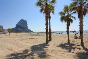 Holiday Apartment Calpe Playa, Apartmány  Calpe - big - 9