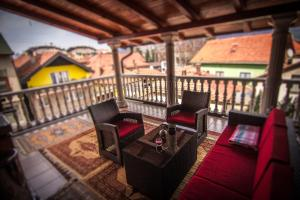 Apartment Red House, Apartments  Visoko - big - 19