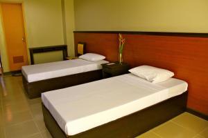 Ati-Atihan Festival Hotel, Отели  Калибо - big - 16