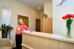 Heart Kiev Apart-Hotel, Hotels  Kiew - big - 21