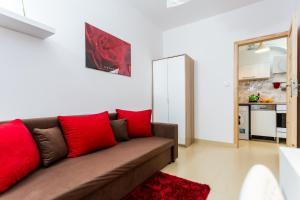 East Apartments Lipowa 16 Centre, Apartmány  Białystok - big - 43