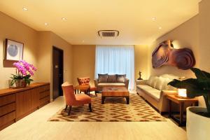 Dwijaya House of Pakubuwono, Aparthotels  Jakarta - big - 27