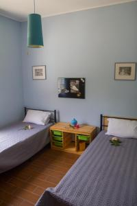 Corinthian Residence, Vily  Melission - big - 39