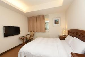 Mucha Boutique Hotel, Hotely  Yilan City - big - 5
