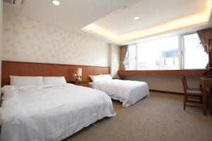Mucha Boutique Hotel, Hotely  Yilan City - big - 6
