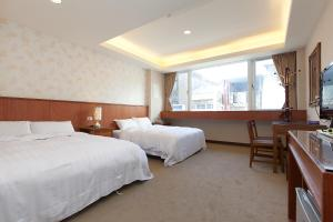 Mucha Boutique Hotel, Hotely  Yilan City - big - 3