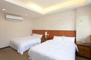Mucha Boutique Hotel, Hotely  Yilan City - big - 12