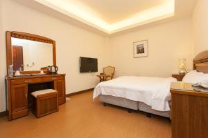 Mucha Boutique Hotel, Hotely  Yilan City - big - 17