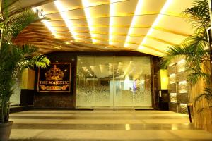 The Majestic Suites, Отели  Калькутта - big - 47