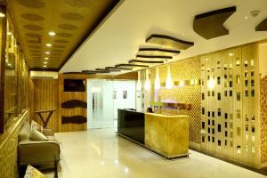 The Majestic Suites, Отели  Калькутта - big - 30