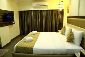 The Majestic Suites, Отели  Калькутта - big - 4