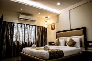 The Majestic Suites, Отели  Калькутта - big - 24