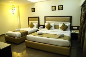 The Majestic Suites, Отели  Калькутта - big - 21