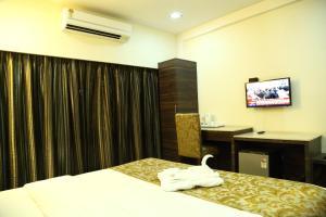 The Majestic Suites, Отели  Калькутта - big - 6