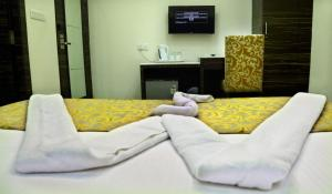 The Majestic Suites, Отели  Калькутта - big - 17