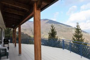 Villa Panoramica Belvedere, Appartamenti  Scontrone - big - 13