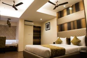 The Majestic Suites, Отели  Калькутта - big - 10