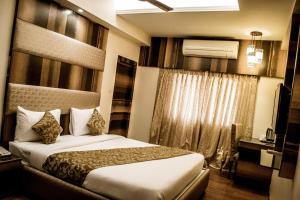 The Majestic Suites, Отели  Калькутта - big - 14