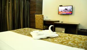 The Majestic Suites, Отели  Калькутта - big - 5