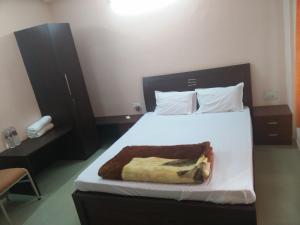 The Majestic Suites, Отели  Калькутта - big - 11