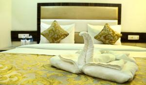 The Majestic Suites, Отели  Калькутта - big - 9