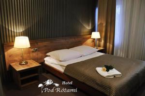 Hotel Pod Rózami