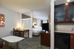 SpringHill Suites Indianapolis Fishers, Hotel  Indianapolis - big - 3