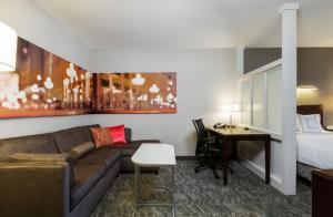 SpringHill Suites Indianapolis Fishers, Hotel  Indianapolis - big - 6