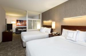 SpringHill Suites Indianapolis Fishers, Hotel  Indianapolis - big - 9