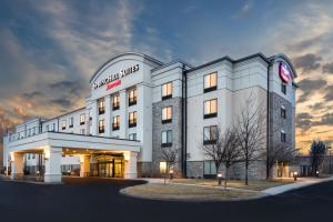 SpringHill Suites Indianapolis Fishers, Hotel  Indianapolis - big - 1